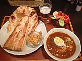 里芋と鶏の印度カレー